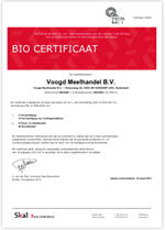 Download certificaat